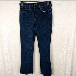 NYDJ sz 10 boot cut denim jeans